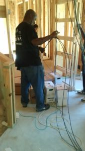 New Home Construction Home Automation