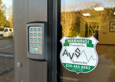 Access Control System Installation Pensacola FL